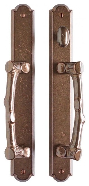 Rocky Mountain Hardware - Arched Door Hardware - Contemporary - Entry - salt lake city - by ...