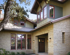 Rocky River Exterior contemporary entry
