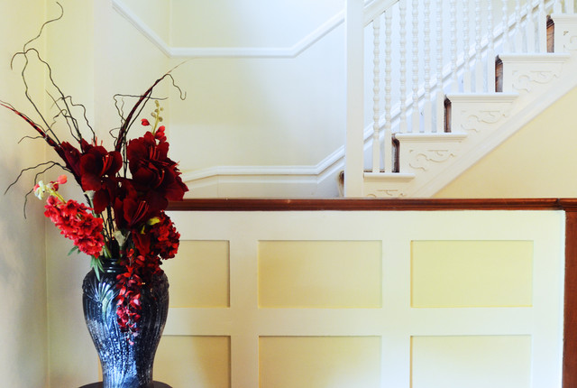 Roland Park traditional-entry