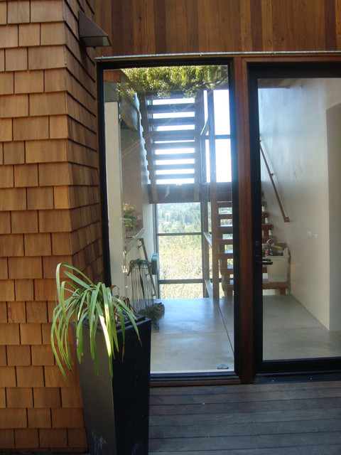 Rose Ave contemporary-entry