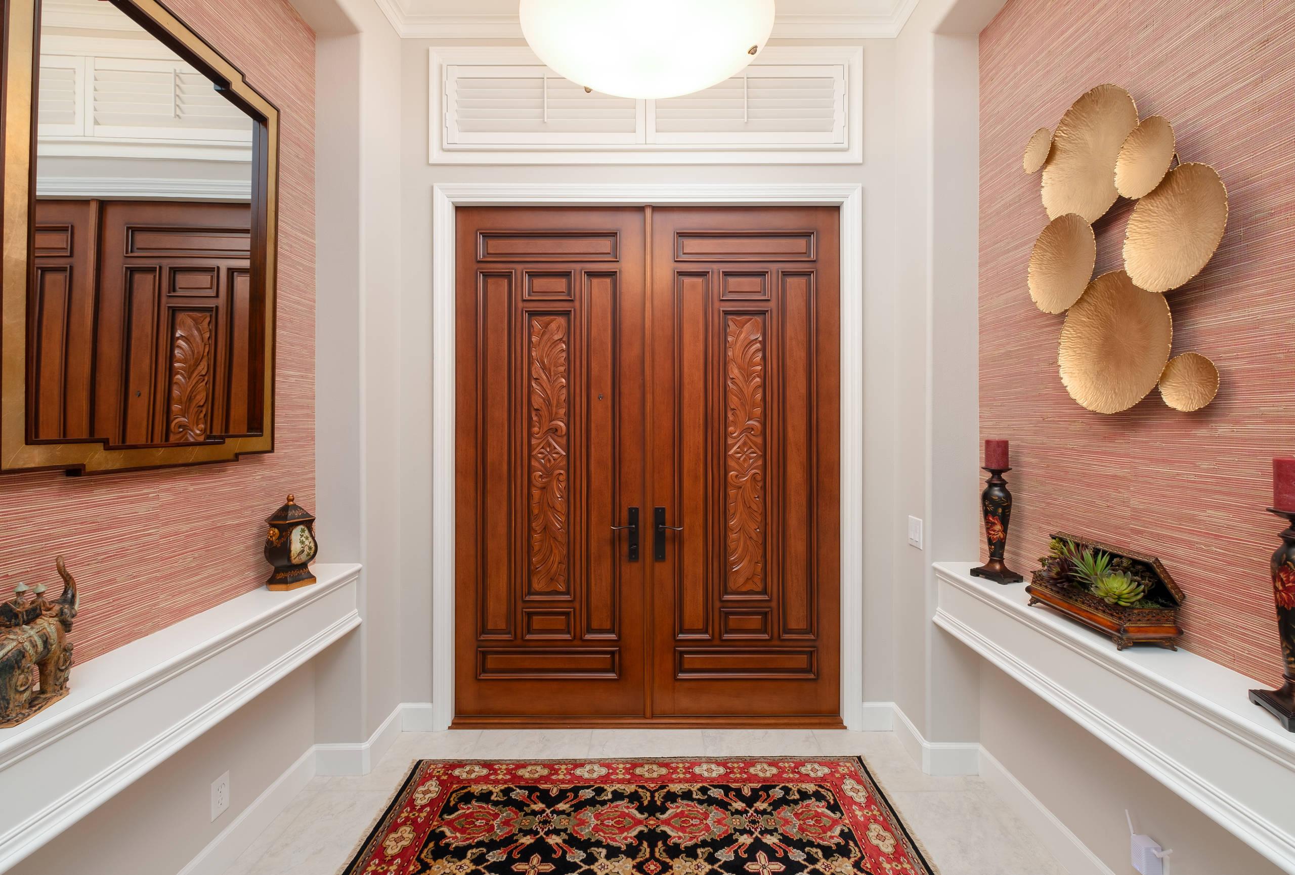 Rosedale Aurora Entry Door Renovation