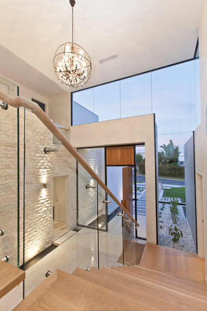 Entry Gold Coast Tweed Royal Pines, Benowa, Gold Coast luxury property photography modern-entry