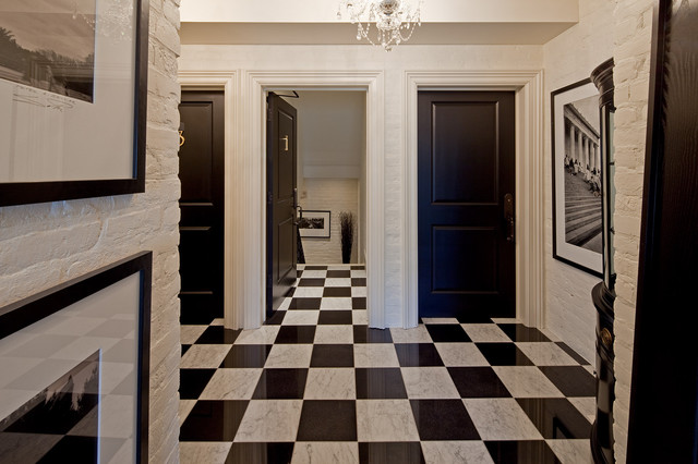 Royal York Apartment contemporary entry