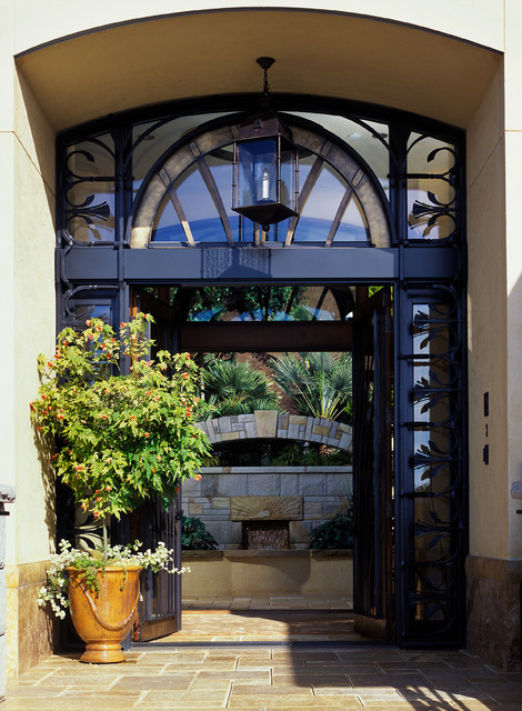 Saltwater House contemporary-entry