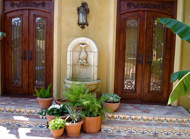 San Jose Tuscan mediterranean-entry