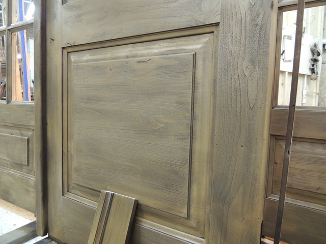 Sand Blasted Wood Finishes   Marion  NC rustic entry. Sand Blasted Wood Finishes   Marion  NC   Rustic   Entry