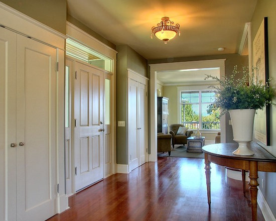 Entry Door Trim Design Ideas, Pictures, Remodel, and Decor
