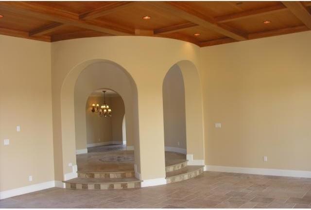 Santaluz - Custom Home mediterranean-entry