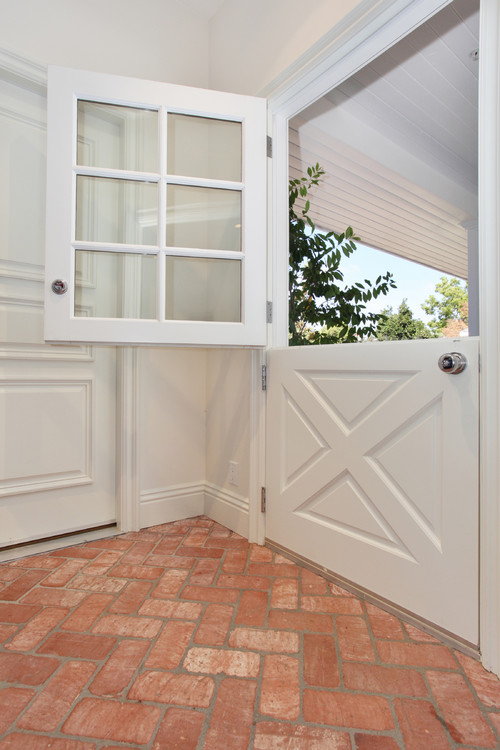 P That Dutch Door