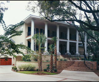 Seabrook Island Custom Residence - Traditional - Entry - charleston - by Architecture Plus, sc LLC