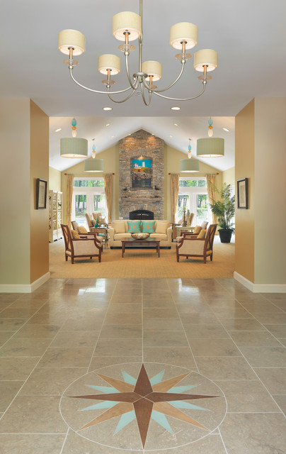 Seaglass Village Clubhouse~BAGB Prism Gold Award contemporary-entry