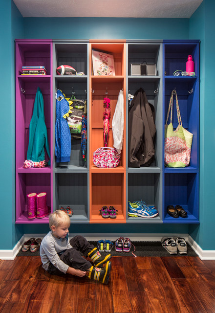 Transition Zone How To Create A Mudroom