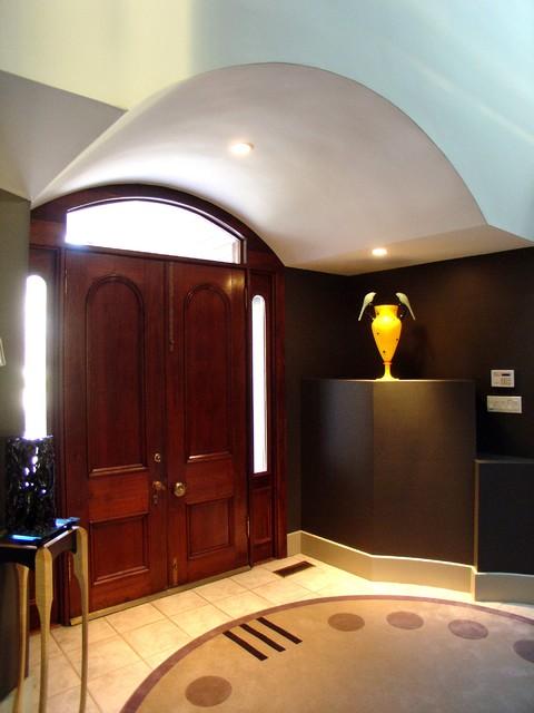 Shamrock Estates Remodel contemporary-entry