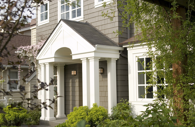 Shingle Exterior traditional-exterior