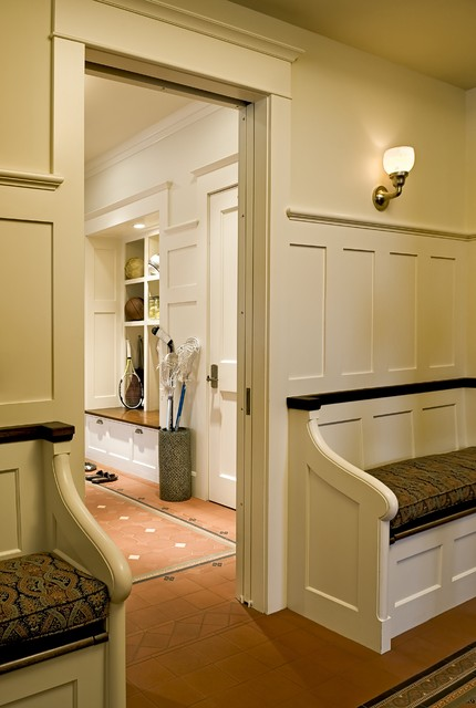 Shingle style home in Hanover NH traditional-entry