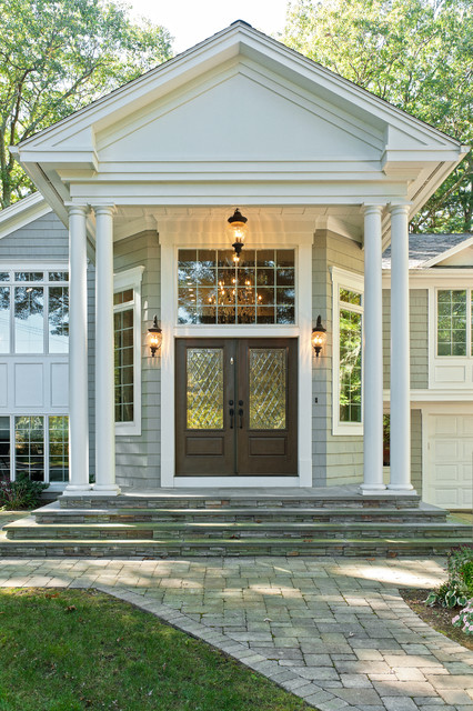 Showstopper Addition traditional-entry
