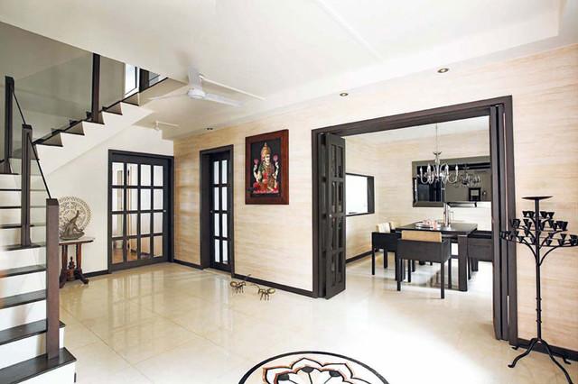Singapore maisonette hdb apartment asian entry for 4 bedroom maisonette designs