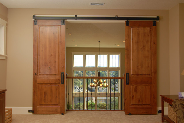 Sliding Doors farmhouse-entry & Sliding Doors - Farmhouse - Entry - Miami - by Space Design Miami pezcame.com