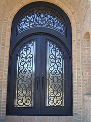 Somerset Hilld Doors modern-entry