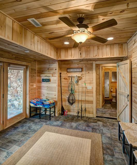 Rustic Lake Homes: South Carolina Lake House