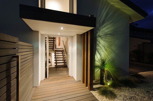 SOUTH COOGEE - House contemporary-entry