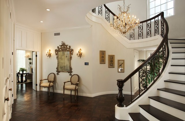 Southern California Homes Traditional Entry Los