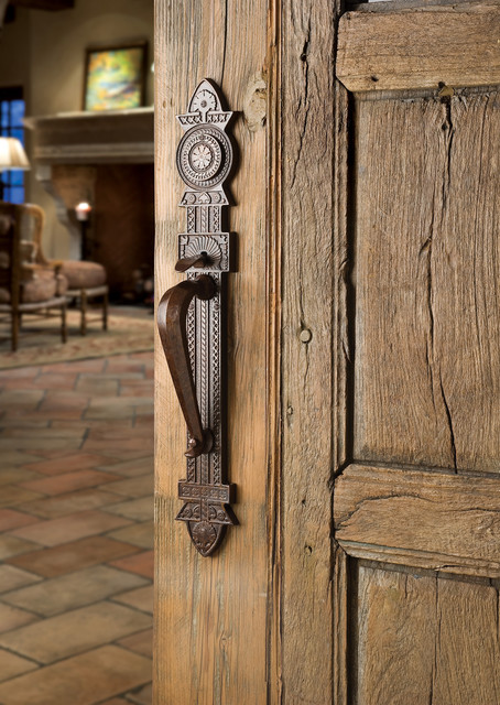 Southwestern Entry Door Hardware eclectic-entry - Southwestern Entry Door Hardware - Eclectic - Entry - Other - By