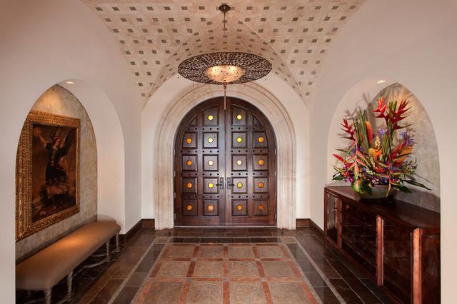 Spanish Entry Door | Houzz