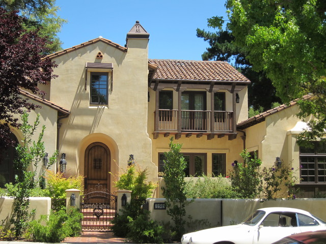 Spanish style houses for Spanish colonial exterior paint colors