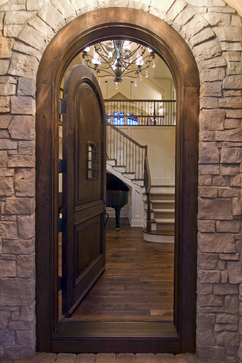 Arched Door Casing And Trim