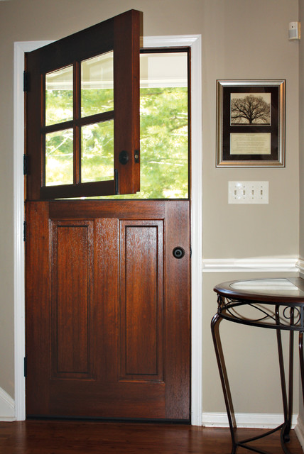 Square Top Doors farmhouse-entry & Square Top Doors - Farmhouse - Entry - Raleigh - by DSA Master ...
