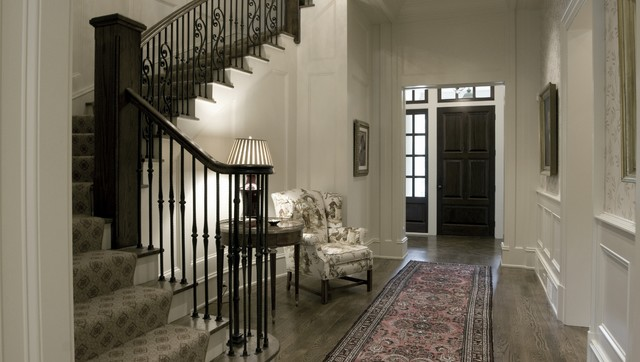 Stair Hall traditional entry