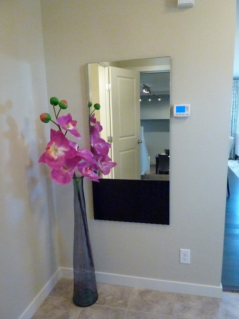 Starling Duplex Show Home traditional-entry