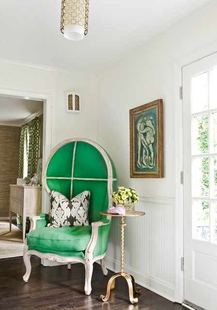 Contemporary Entry by Erica George Dines Photography