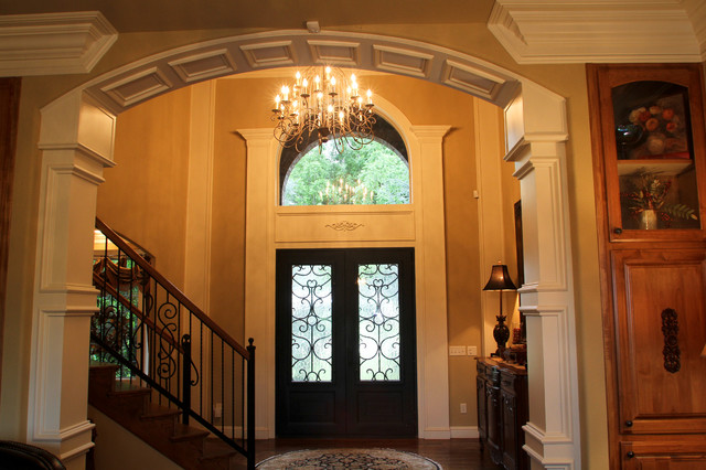 Stonebriar traditional-entry