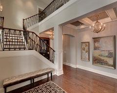 STONEWOOD, LLC - Private Residence - Orono, Minnesota traditional-entry
