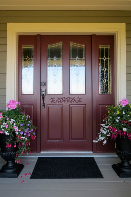 Stunning Front Doors traditional-entry