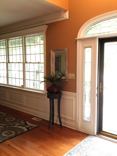 Sugar Creek Redesign Ii Transitional Entry Indianapolis By Interior Enhancements Of