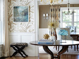 traditional entry Houzz Tour: Much to Like About This Traditional Beauty (17 photos)