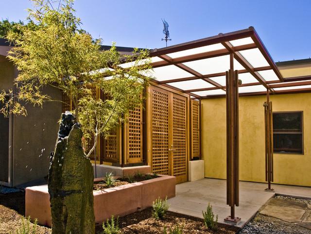 Taiji Residence contemporary-entry