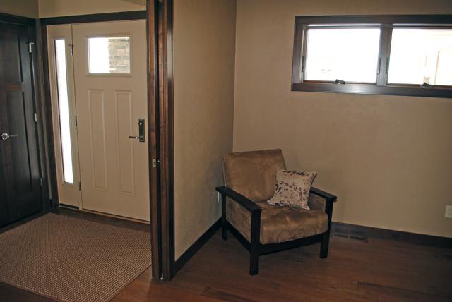 Tamarack Home traditional-entry