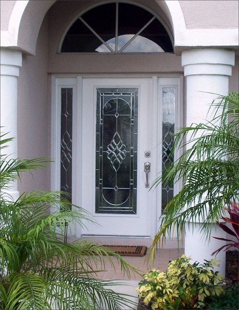 ... Glass Doors - Traditional - Entry - tampa - by The Glass Door Store