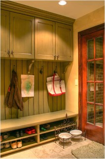 The Forgotten – Mud Room : Design Inspiration Blog traditional entry
