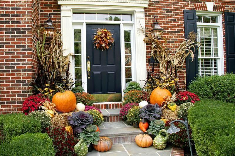 Themed Front Door Decorations