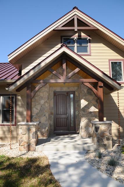 Front Porch Timber Entryways Joy Studio Design Gallery