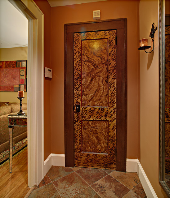 Tracey Stephens Interior Design Inc eclectic-entry