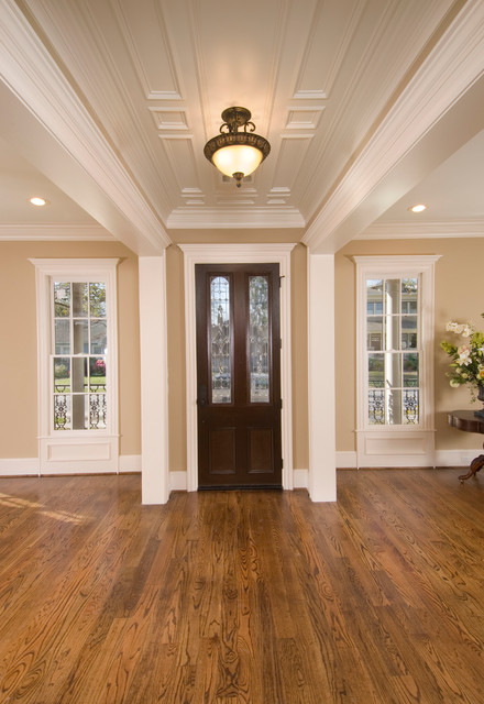 Whitestone Builders - Traditional 1 1/2 Story traditional-entry