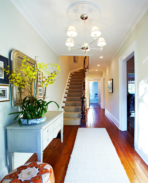 Boerum Hill Brownstone traditional-entry