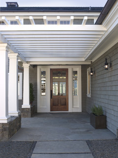 Gast Architects: Projects traditional entry