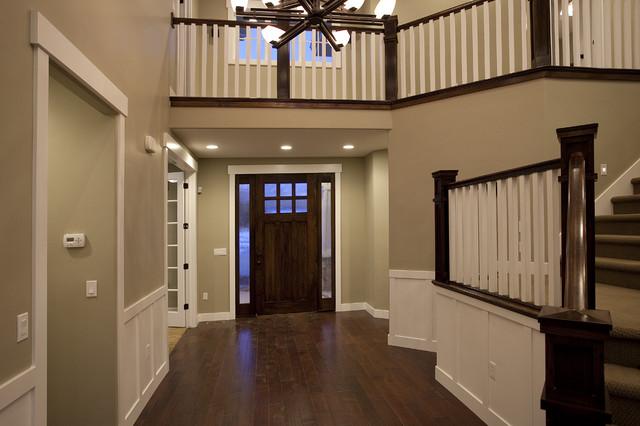 Custom Home - Draper, UT traditional-entry